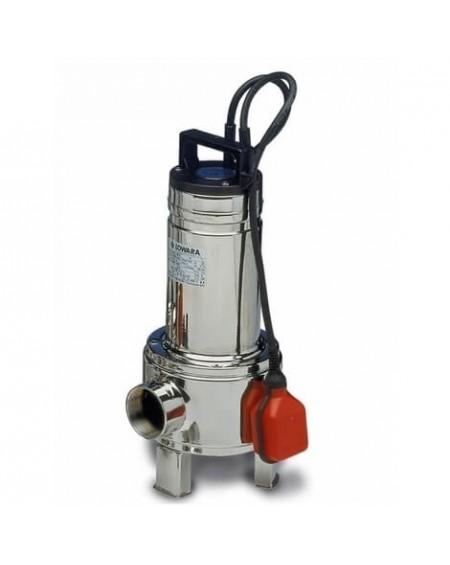 Elettropompa Pompa Per Acque Sporche Lowara Domo 7 VX / B HP 0,75 Volt 220-240-50