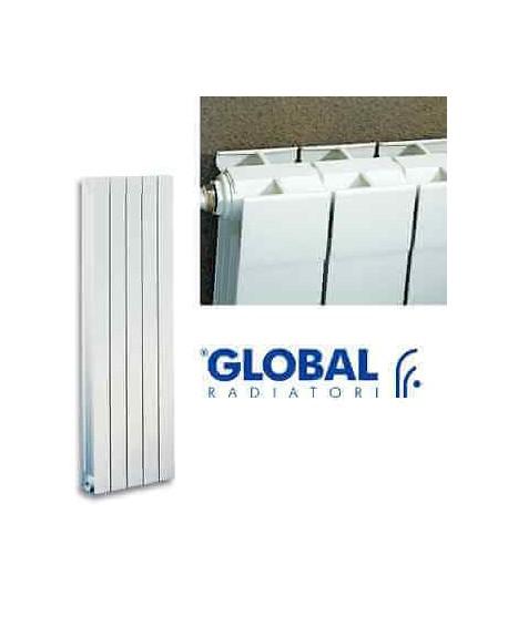 Termosifone Radiatore da 2 a 9 elementi Oscar 1600 Global bianco RAL9010