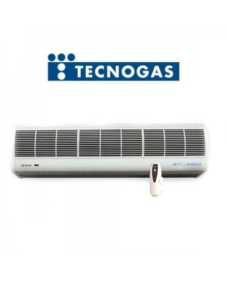 BARRIERA D'ARIA TECNOGAS MOD. TECNOBREEZE NATURAL WIND 90 CM