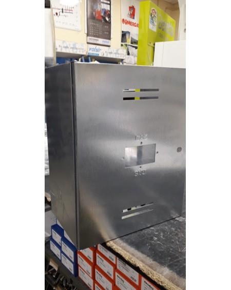 Cassetta gas zinc. 50x40x25 geferplast