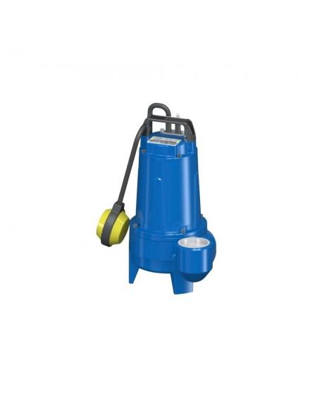 Elettropompa sommergibile acque reflue top energy 3 hp0,8 afpumps