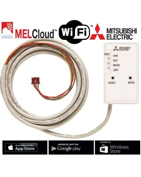Interfaccia wi-fi MAC-567IF-E Mitsubishi