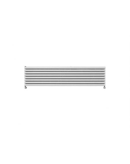 RADIATORE D'ARREDO IN ACCIAIO COLORATO CORDIVARI TAMARA ORIZZONTALE 1400 X 420 EL.7